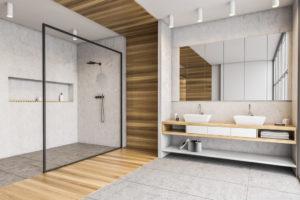 bodengleiche-dusche-holzboden