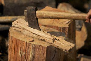 brennholz-spalten