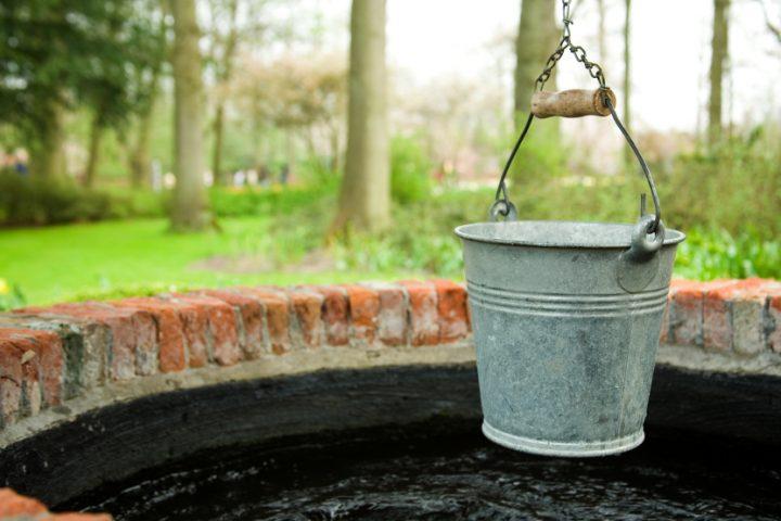 Brunnen ohne Strom