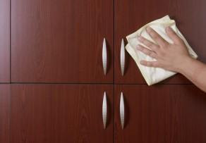 holzschrank reinigen wie und womit. Black Bedroom Furniture Sets. Home Design Ideas