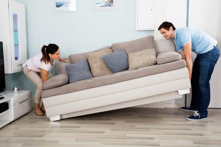 Gut gemocht Sofa-Reparatur » Welche Kosten entstehen? DG47