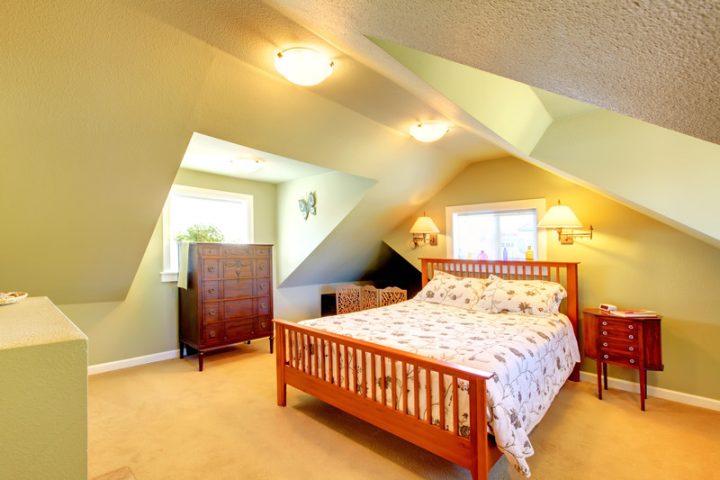 Dachboden einrichten