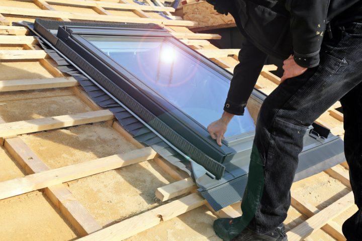 Beliebt Dachfenster einbauen - So gelingt der Einbau des Dachflächenfensters TZ24