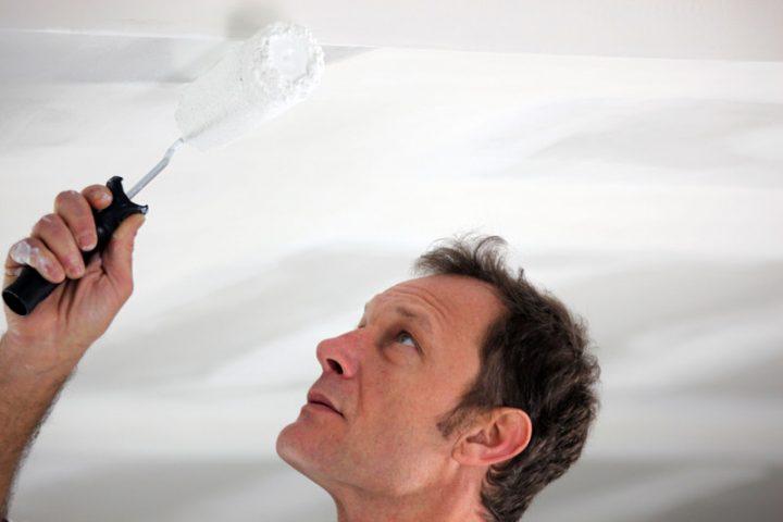 Sehr Deckenpaneele streichen » Tipps zu allen Materialien SK87