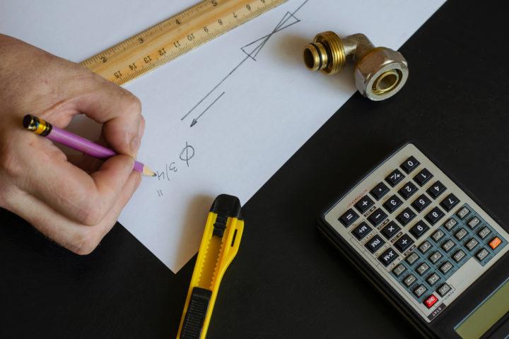 durchmesser-wasserleitung-berechnen