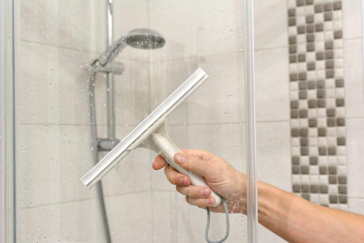 dusche-abziehen