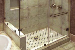 Dusche ebenerdig einbauen