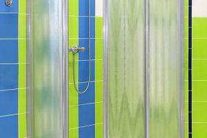 Dusche einbauen