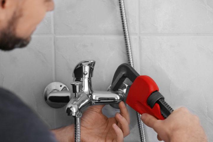 dusche-wasserhahn-wechseln