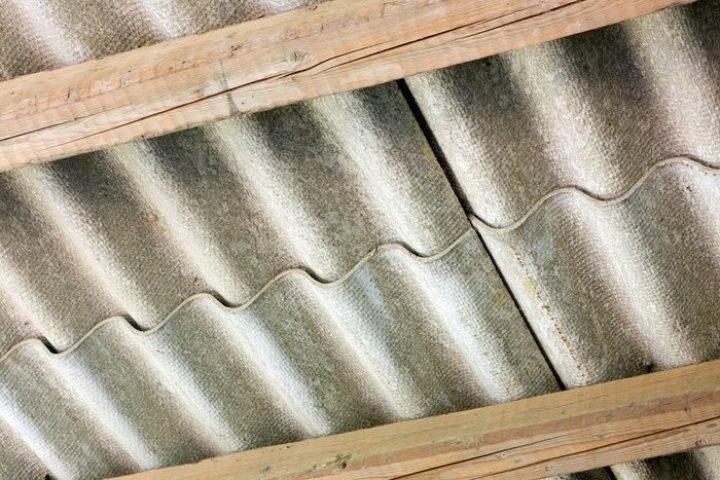 Eternit Dach