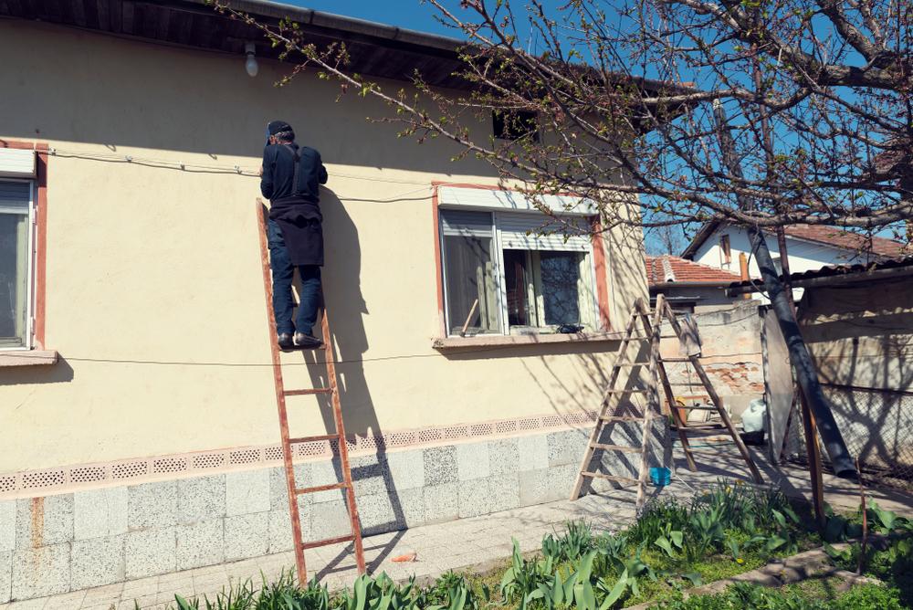 Fassade Renovieren Diese Arbeiten Fallen An