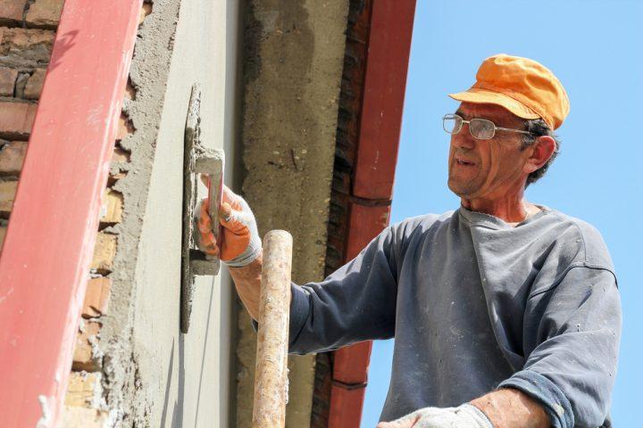 Fassade Verputzen » Anleitung, Kosten Und Fehlervermeidung