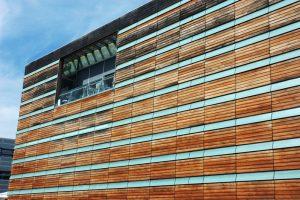 Fassadenverkleidung Holz