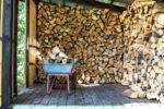 feuerholz-lagern