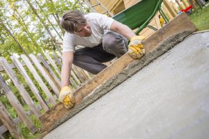 fundament-betonieren-selber-machen