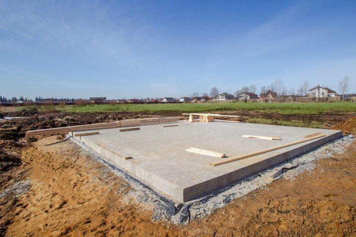 Berühmt Fundament und Bodenplatte gleichzeitig betonieren » Geht das? UF65