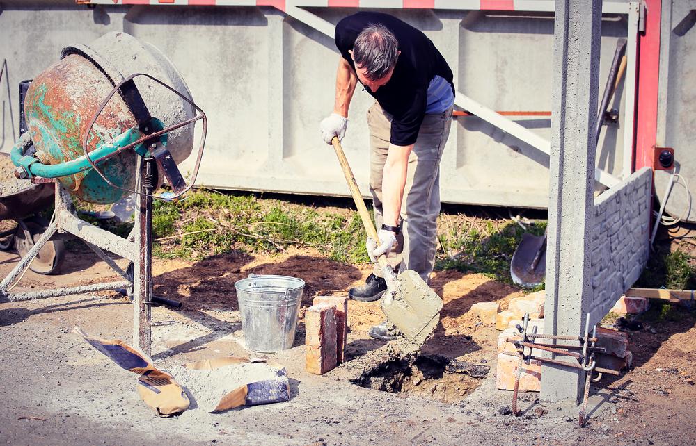Fundament Fur Den Zaun Zum Nachbargrundstuck Wissenswertes
