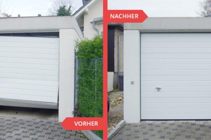 Garagen sanieren für mehr Schutz und Praktikabilität