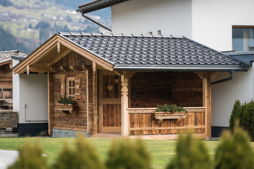 Gartenhaus Zur Sauna Umbauen Darauf Ist Zu Achten
