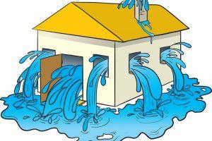 Gebäudeversicherung Wasserschaden