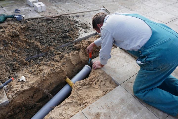 gefaelle-abwasserleitung