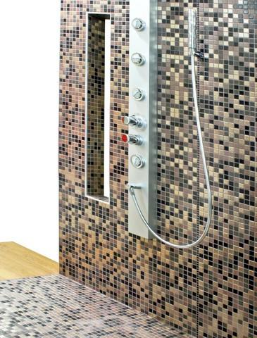 geflieste dusche - Geflieste Dusche Kosten