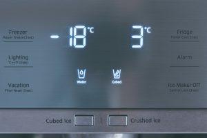 gefrierfach-temperatur