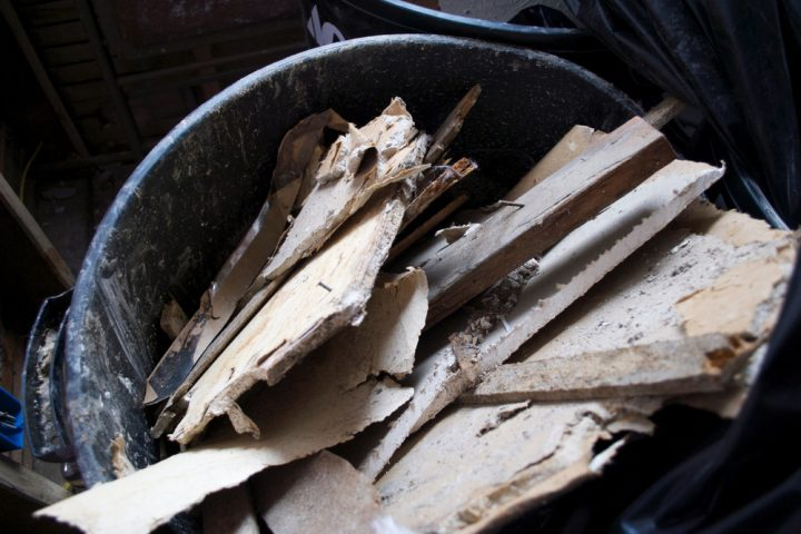 Turbo Gipskarton entsorgen » Wohin mit dem Müll? TE31