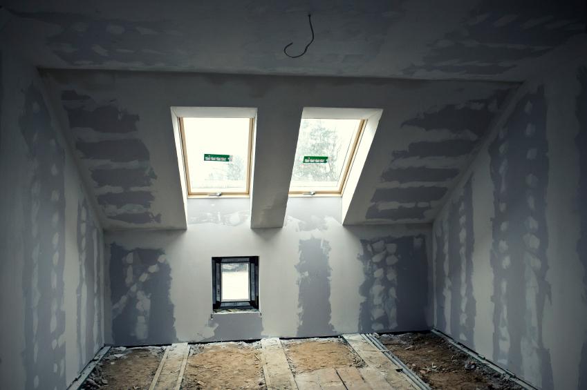 gipsplatten verarbeiten schitt f r schritt. Black Bedroom Furniture Sets. Home Design Ideas