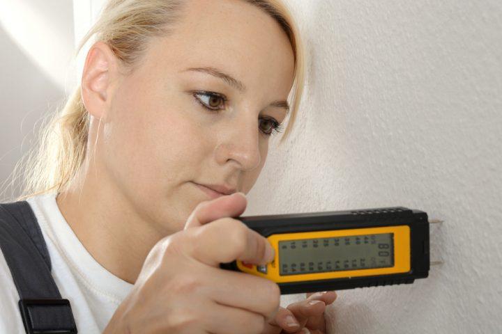 Gut bekannt In Gipsputz die Feuchtigkeit messen » So geht's HM14