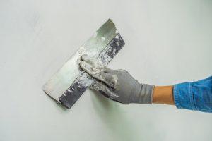 gipsputz-verarbeitung