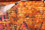 graffiti-entfernen-klinker