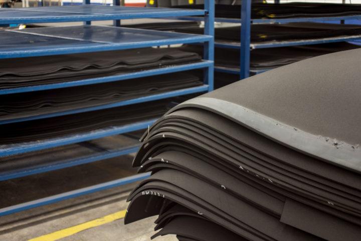 gummimatte-schneiden