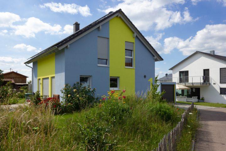 Hausfassade gestalten » Die besten Ideen