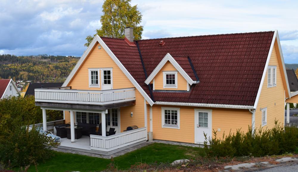 Hausfassade Modern Streichen Die Besten Ideen