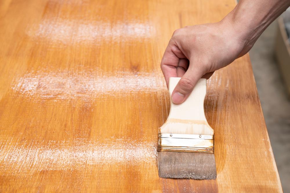 Holzmöbel Lasieren Schritt Für Schritt Anleitung