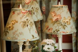 Lampenschirm mit Mustern oder Fotos bedrucken