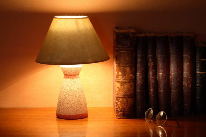 Lampenschirm aus Papier