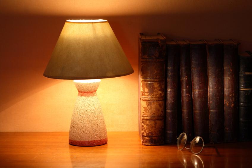 lampe aus papier basteln anleitung in 4 schritten. Black Bedroom Furniture Sets. Home Design Ideas