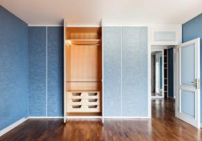 schrankt ren tapezieren vorteile tipps. Black Bedroom Furniture Sets. Home Design Ideas
