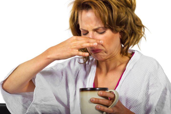 Kaffeemaschine Keime