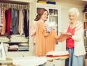 Kleiderschrank befüllen