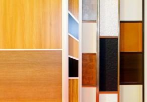 schrank verkleiden kreative ideen. Black Bedroom Furniture Sets. Home Design Ideas
