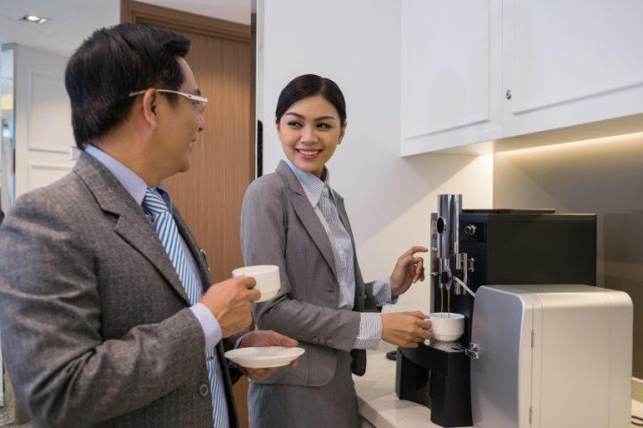 Abschreibungsdauer Kaffeemaschine