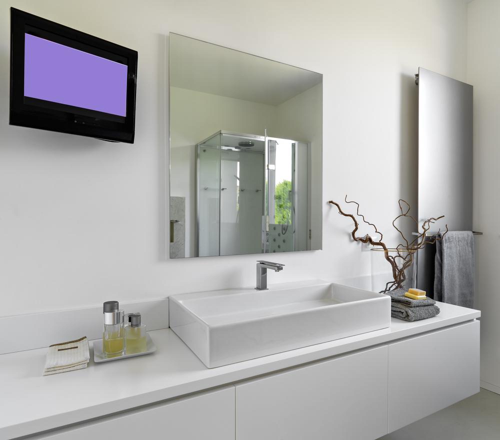 Innenputz im Bad » Putzarten, Vor- und Nachteile