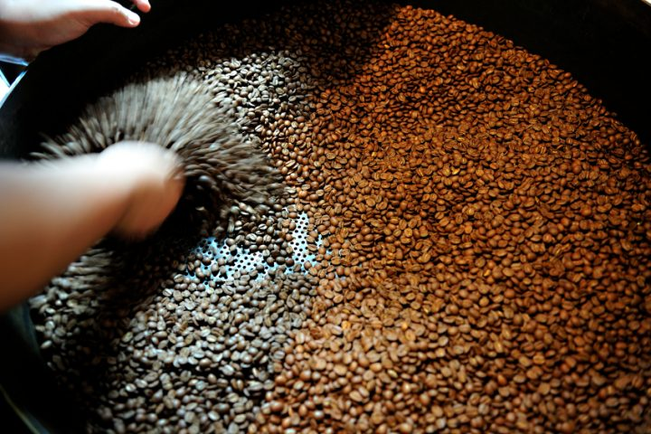 Espressobohnen Kaffeevollautomat