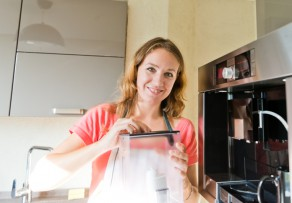 kaffeevollautomat reinigen so wird 39 s gemacht. Black Bedroom Furniture Sets. Home Design Ideas