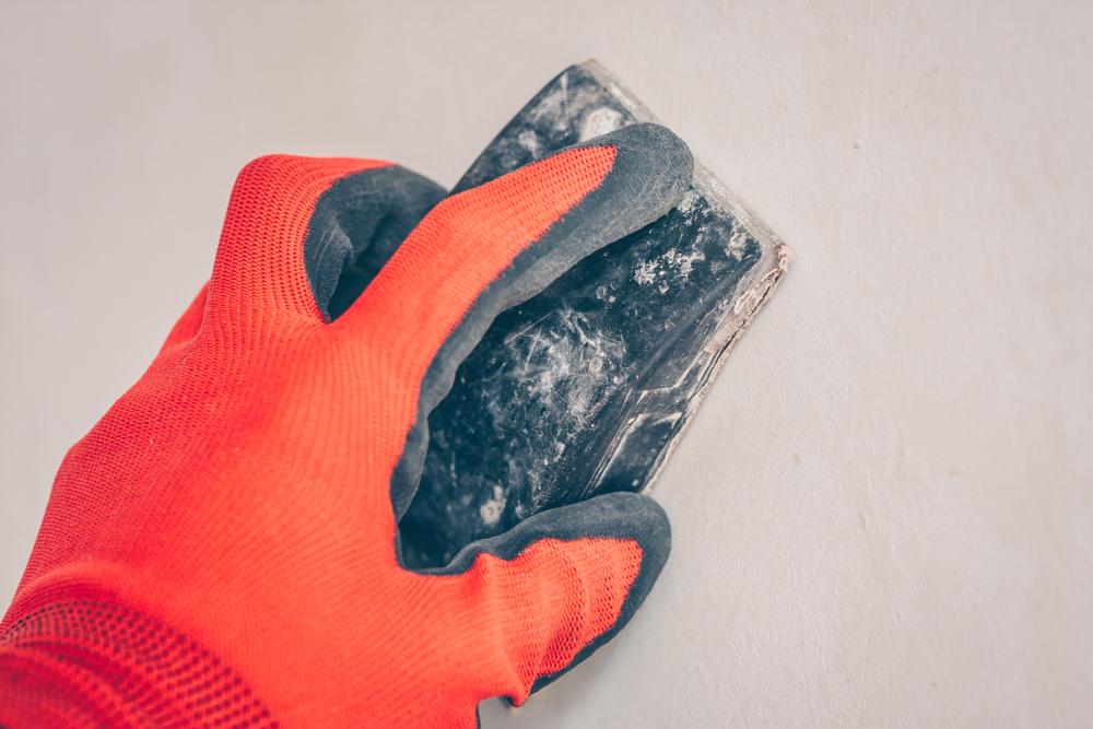 Kalk Zement Putz Schleifen Tipps Und Tricks