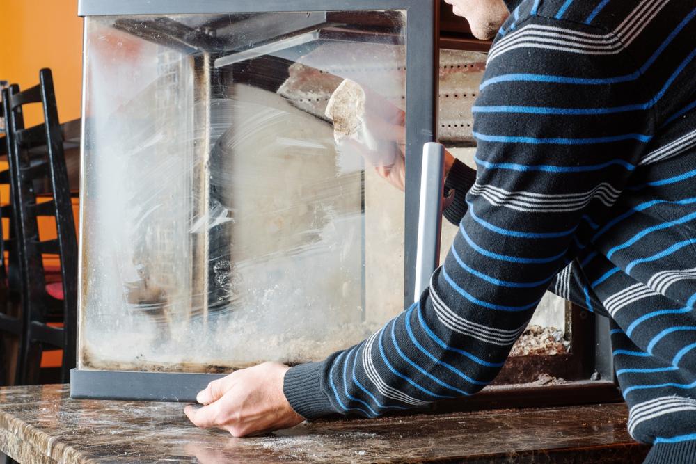Kamin Glas Reinigen So Wird Es Richtig Sauber