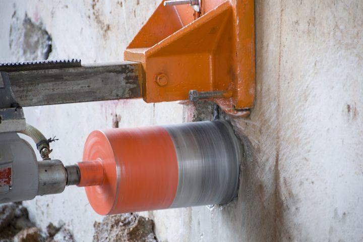 kernbohrung-beton-selber-machen